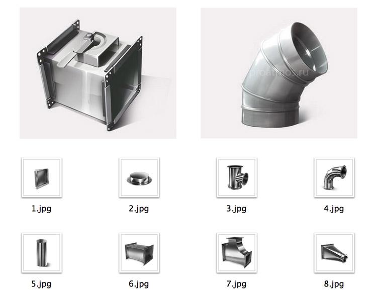 Сайт для ООО «Системы вентиляции» - изображение 3