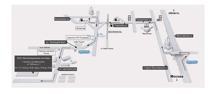 Сайт для ООО «Системы вентиляции» - изображение 4