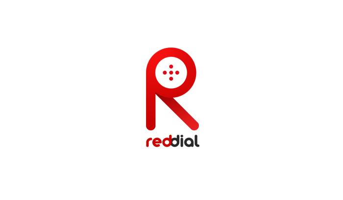 Логотип для Reddial